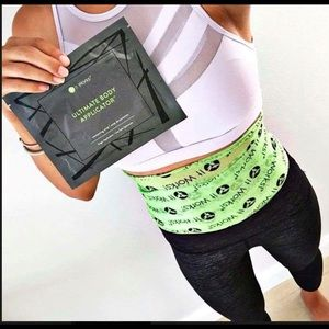 Tighten firm and tone body wrap